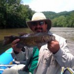 Matt E. and his catch