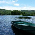 Lake Sherwood boat pic