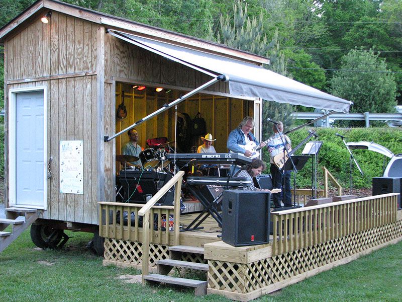 Greenbrier River Campground
